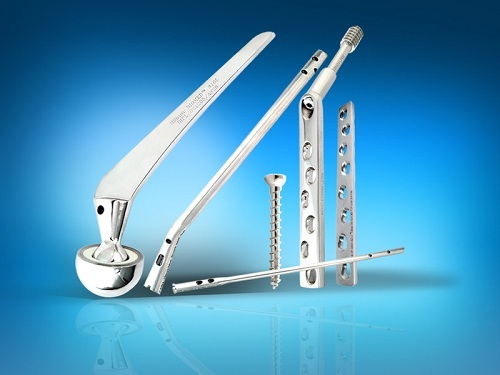 Biomedhealthtech orthopedic implant, surgical instruments