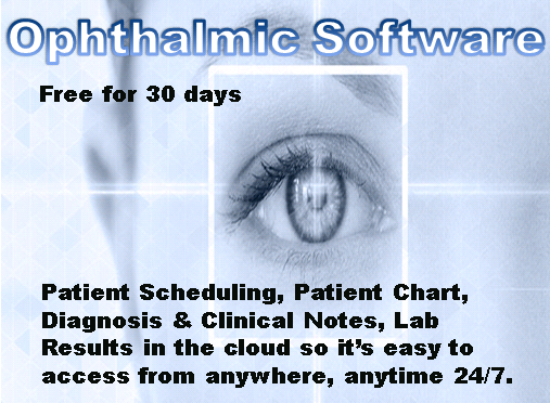Ophthalmic Software